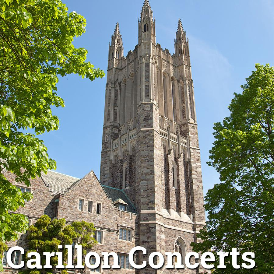 Summer Carillon Concert Series