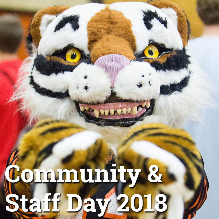 Community and Staff Day 2018