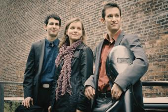 Lysander Piano Trio performs at Princeton University on July 18