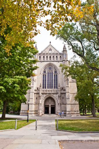 Veterans Day observation takes place in Princeton University Chapel