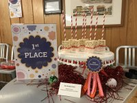 rice krispie treats won the holiday bake-off supporting the united way